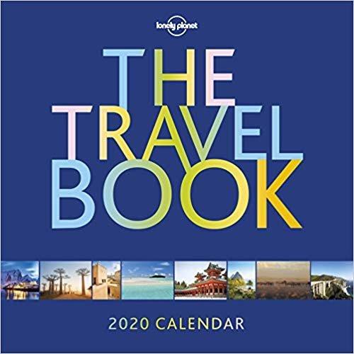 Travel Book : Calendar 2020 -LP-