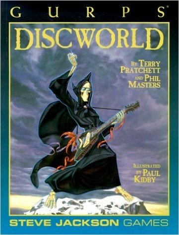 Gurps Discworld: Adventures of the Back of the Turtle