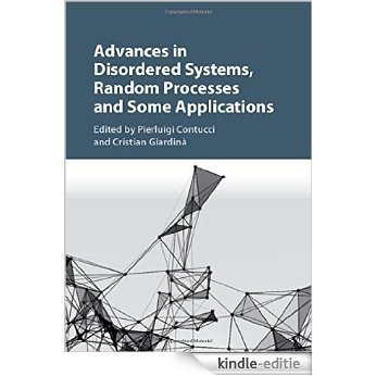 Advances in Disordered Systems, Random Processes and Some Applications [Kindle-editie]