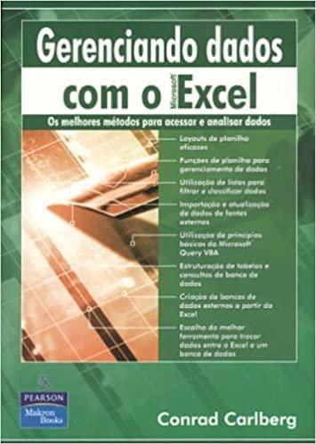 Gerenciando Dados com o Microsoft Excel