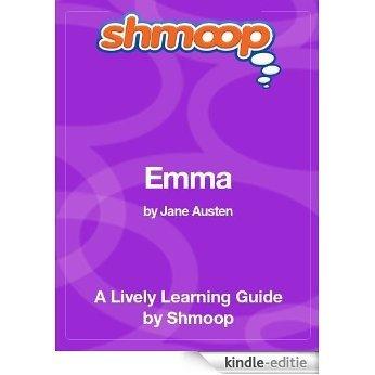 Emma: Shmoop Study Guide [Kindle-editie]