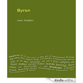 Byron (Longman Critical Readers) [Kindle-editie]
