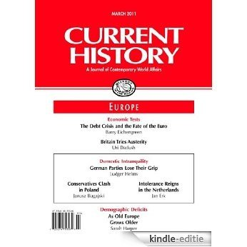 Current History (Europe Book 110) (English Edition) [Kindle-editie]
