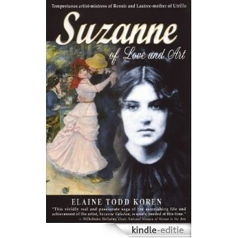 Suzanne: of Love and Art (English Edition) [Kindle-editie]