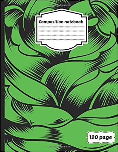Composition Notebook: Notebook , Black & white interior with wit paper , Wide Ruled 8.5x11 [21.6x27.9cm] [216x279mm] A4 120page , Cover Mate