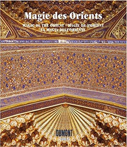 Magie des Orients - Fotokunst-Kalender 2007