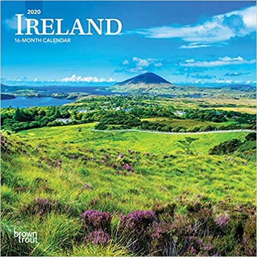 Ireland 2020 Mini Wall Calendar