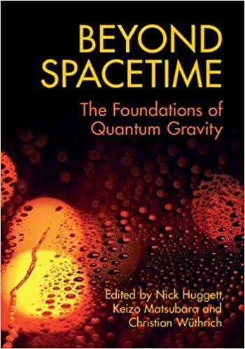Beyond Spacetime: The Foundations of Quantum Gravity