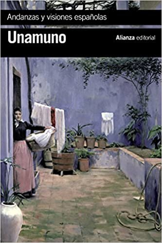Andanzas y visiones españolas