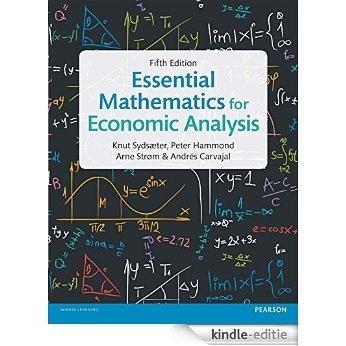Essential Mathematics for Economic Analysis [Print Replica] [Kindle-editie]