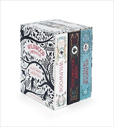 Wildwood Chronicles Complete Box Set: Wildwood, Under Wildwood, Wildwood Imperium