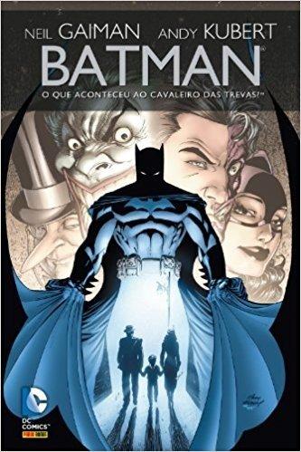 Batman - O que Aconteceu ao Cavaleiro das Trevas? - Volume 1