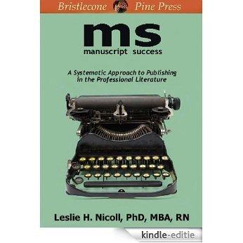 Manuscript Success (English Edition) [Kindle-editie]