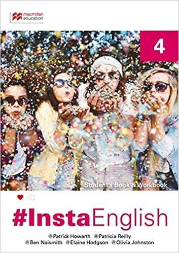 #Instaenglish 4: Student's Book & Workbook