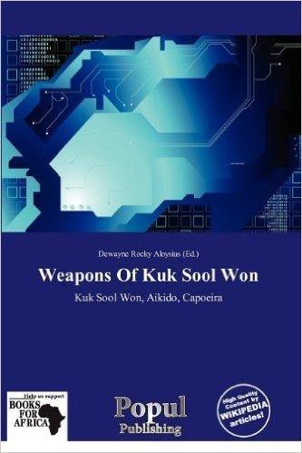 Weapons of Kuk Sool Won
