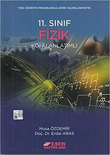 Esen 11. Sınıf Fizik Konu Anlatımlı Yeni