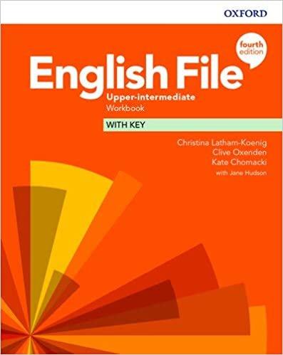 English File: Upper-Intermediate: Workbook with Key