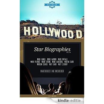 Hollywood: Actors Biographies Vol.47: (MARK HAMILL,MARK HARMON,MARK RUFFALO,MARK RYLANCE,MARK STRONG,MARK WAHLBERG,MARTIN STARR,MARTON CSOKAS,MATT BARR,MATT CZUCHRY) (English Edition) [Kindle-editie]