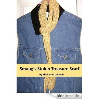 Smaug's Stolen Treasure Scarf: A Crochet Pattern from FiberFrau (English Edition) [Kindle-editie]