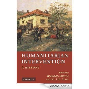 Humanitarian Intervention [Kindle-editie]