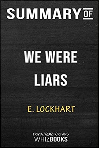 Summary of We Were Liars: Trivia/Quiz for Fans