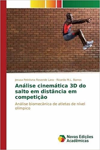 Análise cinemática 3D do salto em distância em competição