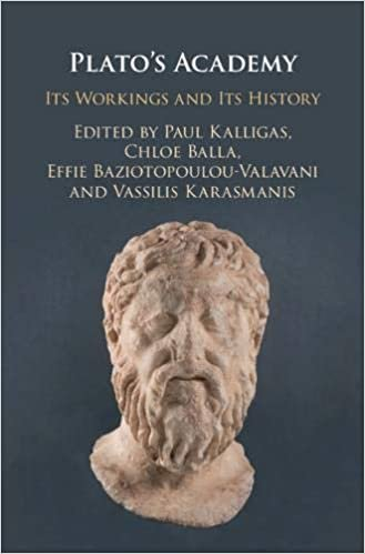 Plato's Academy: Its Workings and its History