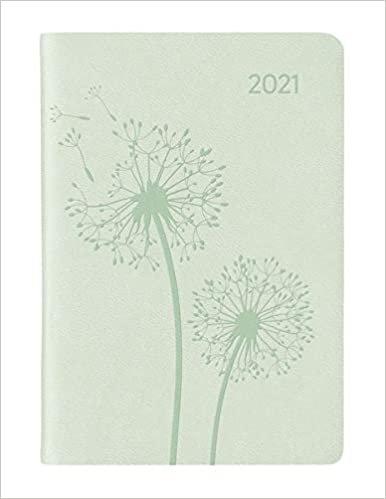 Ladytimer Mini Deluxe Pastel Mint 2021 - Taschenplaner - Taschenkalender