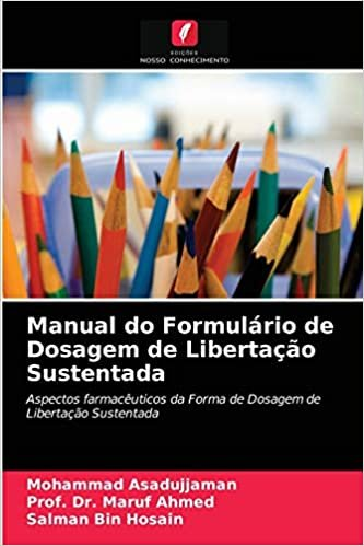 Manual do Formulário de Dosagem de Libertação Sustentada