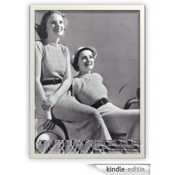 #0035 FESTIVAL (RIGHT) VINTAGE KNITTING PATTERN (Single Patterns) (English Edition) [Kindle-editie]