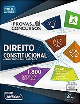 Série Provas E Concursos: direito Constitucional