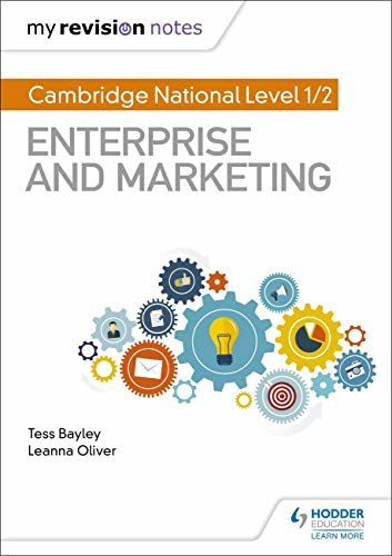 My Revision Notes: Cambridge National Level 1/2 Enterprise and Marketing (English Edition)