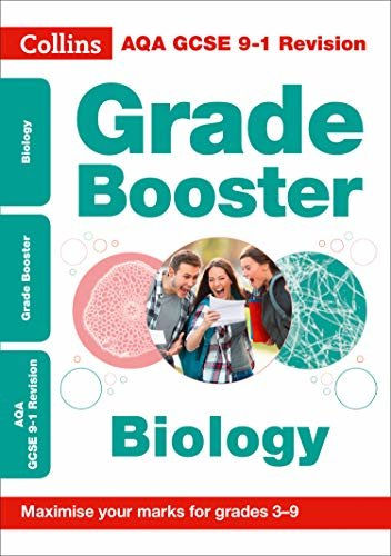 AQA GCSE 9-1 Biology Grade Booster for grades 3-9 (Collins GCSE 9-1 Revision) (English Edition)