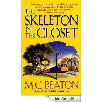 The Skeleton in the Closet (St. Martin's Minotaur Mysteries) [Kindle-editie]