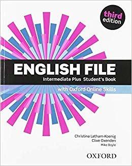 English File: Intermediate Plus: Students Book & Itutor & Online Skills
