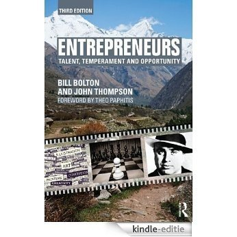 Entrepreneurs: Talent, Temperament and Opportunity [Kindle-editie]