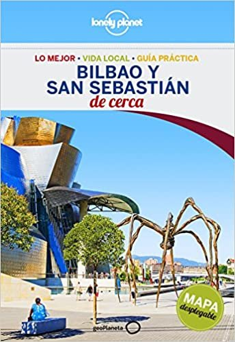 Lonely Planet Bilbao De Cerca/ Bilbao Close Up (Lonely Planet Spanish Guides)