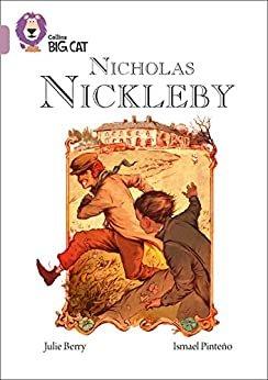 Nicholas Nickleby: Band 18/Pearl (Collins Big Cat) (English Edition)