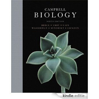 Campbell Biology [Print Replica] [Kindle-editie]