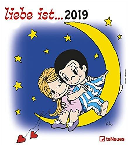 liebe ist... 2019 Wandkalender