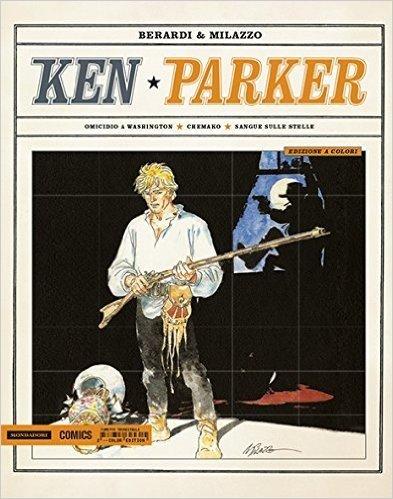 Omicidio a Washington-Chemako-Sangue sulle stelle. Ken Parker Classic: 2