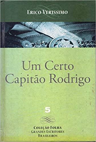 Um Certo Capitão Rodrigo - Capa Dura