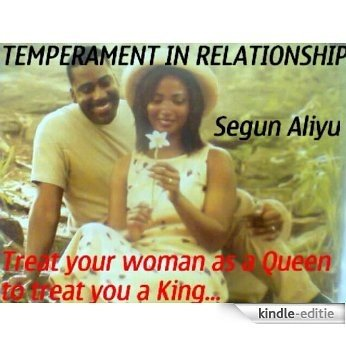 TEMPERAMENTS IN RELATIONSHIP (English Edition) [Kindle-editie]