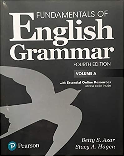Fundamentals Of English Grammar Student Book A W/ Essential Online Resources: Student Book A With Essential Online Resources