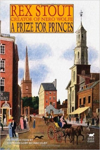 A Prize for Princes (Wildside Mystery Classics)
