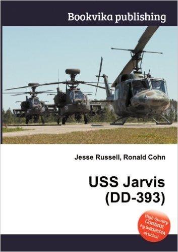 USS Jarvis (DD-393)