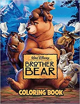 Brother Bear Coloring book