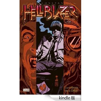 John Constantine, Hellblazer Vol. 7: Tainted Love (Hellblazer (Graphic Novels)) [Kindle版]