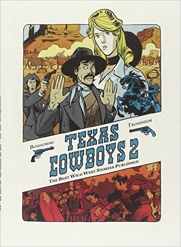 Texas cowboys: 2