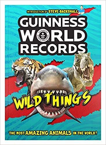 Guinness World Records 2019 Amazing Animals:Wild Things